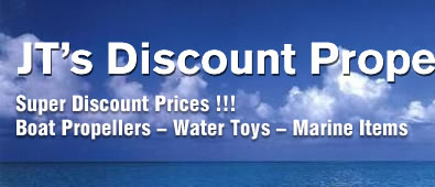Dan's Discount Boat Propeller and boating accessories.